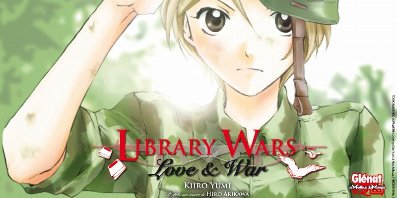 manga Library Wars