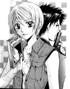 Scan Manga Library Wars