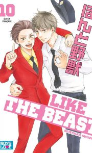 Like the beast tome 10