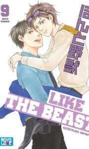 manga Like the beast tome 9