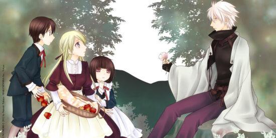 manga Liselotte et la forêt des sorcières