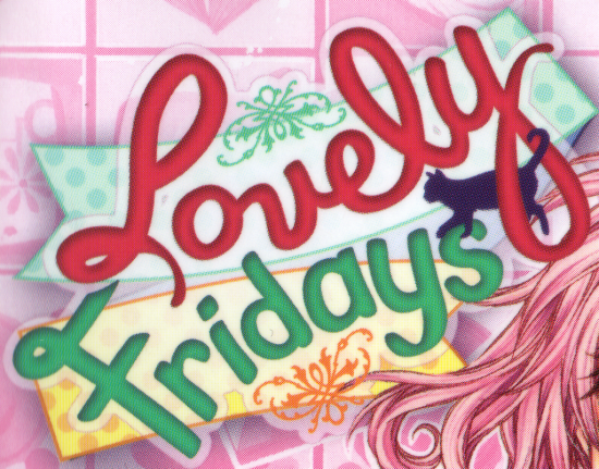 logo titre lovely fridays