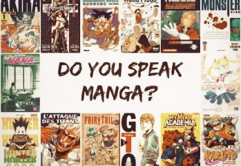 challenge do you speak manga