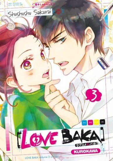 Love Baka tome 3
