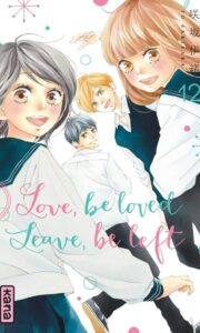 Love, be loved Leave, be left tome 12