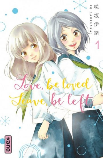 Love, Be loved leave, be left manga