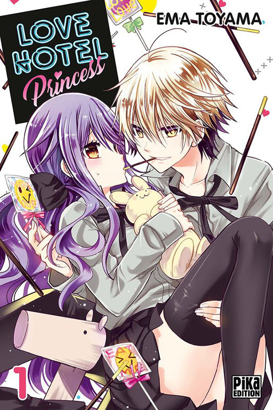 Love Hotel Princess tome 1