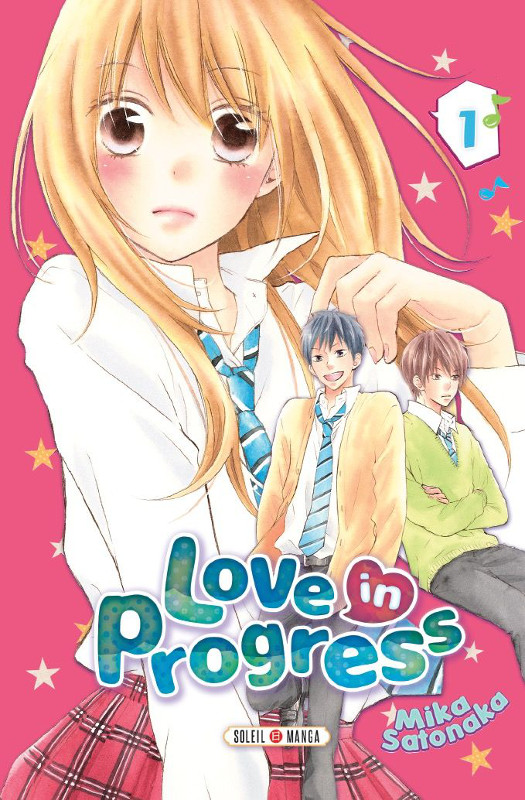Love in progress tome 1