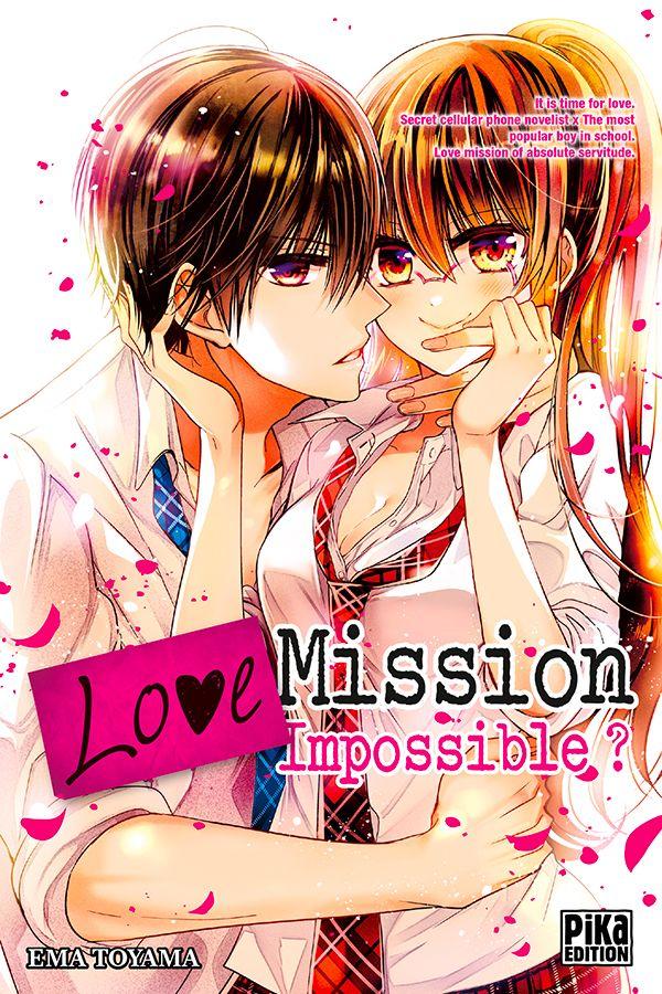 Couverture du shôjo Love mission impossible ?