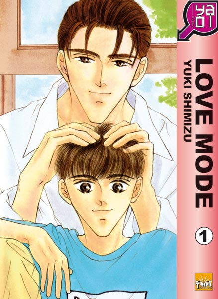 love mode yaoi volume 1