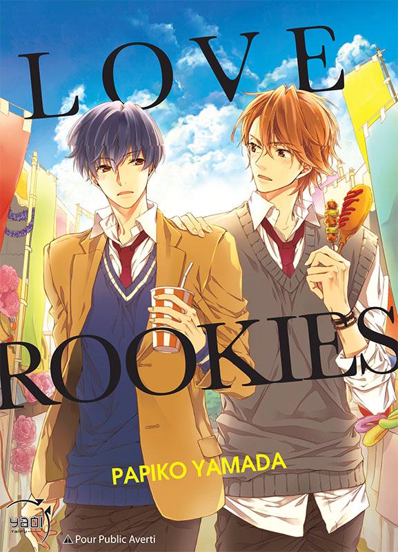 manga Love Rookies