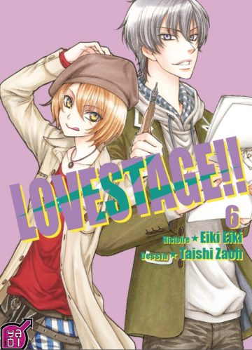 Love stage !! tome 6
