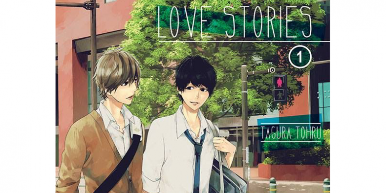 Love stories yaoi