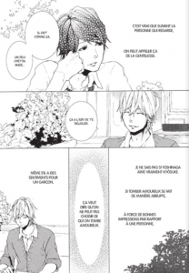 Extrait du shônen-ai Love Stories de Tagura Tohru