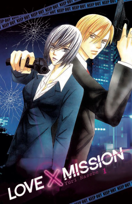 love x mission tome 1