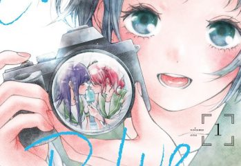 Luminous blue tome 1