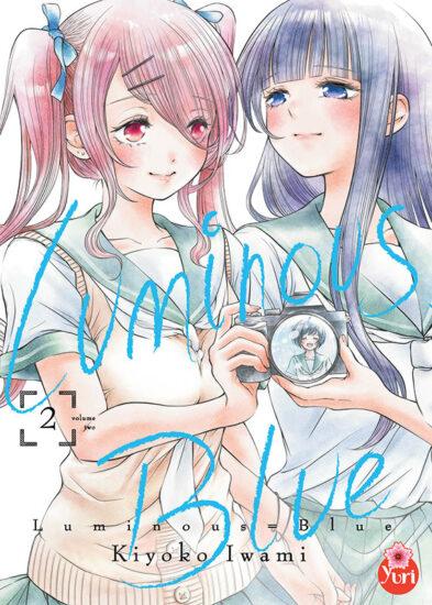 Luminous blue tome 2