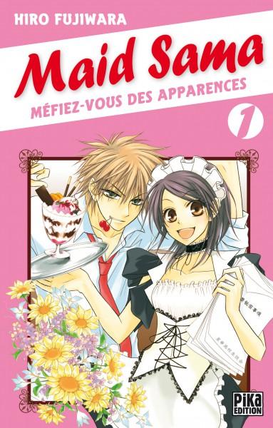 Manga Maid sama 1