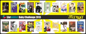 Baby Challenge manga livraddict