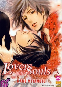 manga yaoi lovers and souls