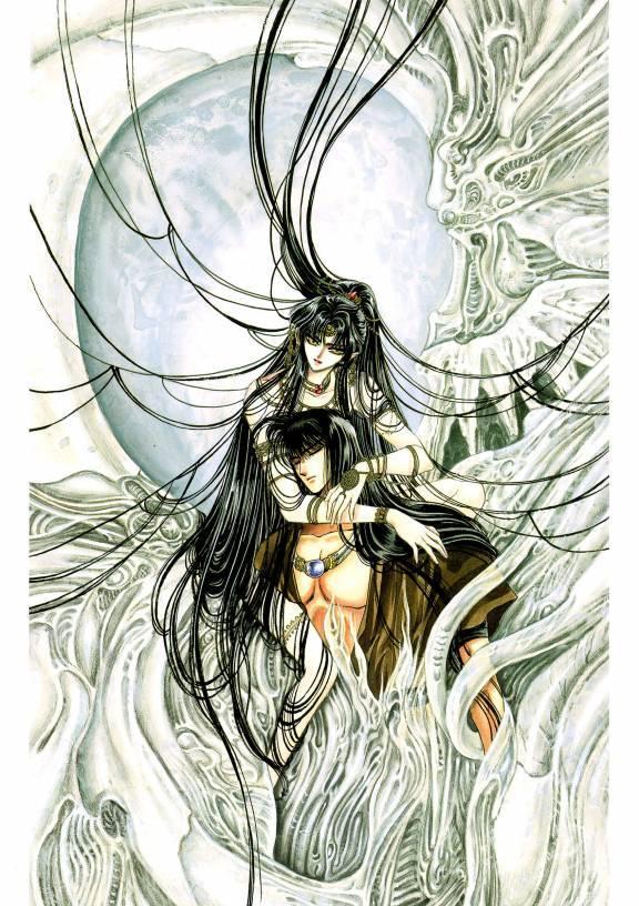 [MANGA/OAV] RG Veda Manga-rg-veda-illustration-4