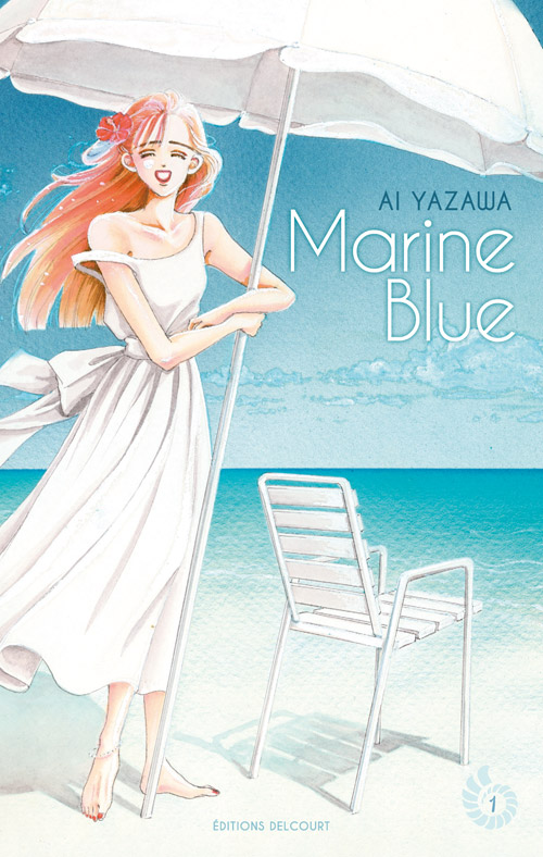 manga Marine Blue