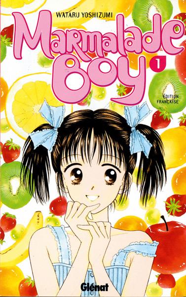 manga Marmalade boy