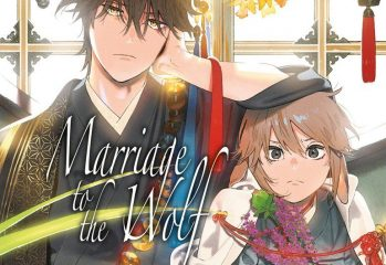 Couverture du one-shot Marriage to the wolf