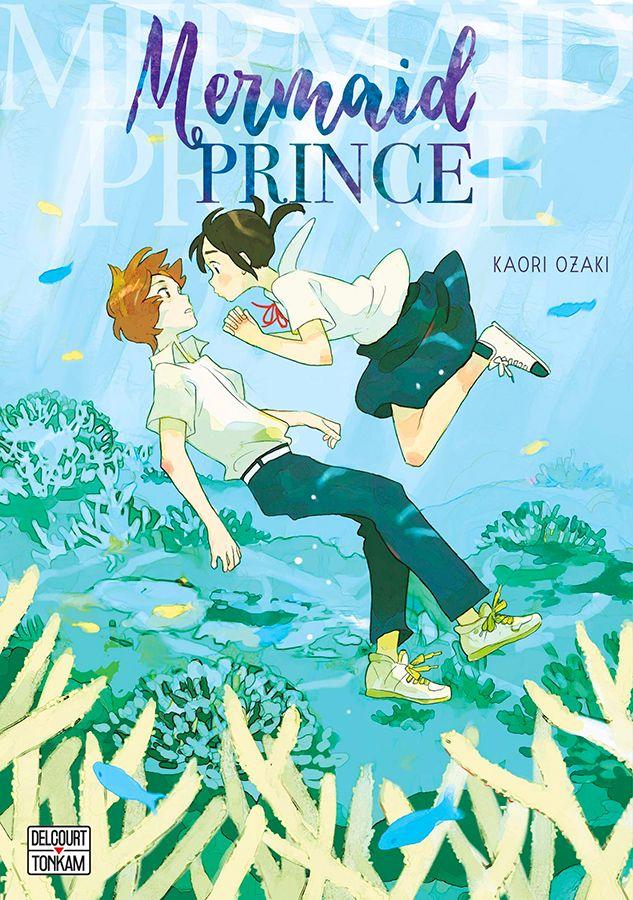 Couverture du one-shot Mermaid prince