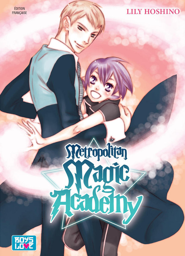 manga Metropolitan Magic Academy