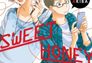 Mobile Sweet Honey manga