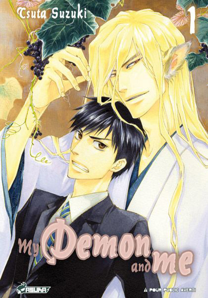 My Demon and Me Volume 1