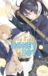 My fair honey boy tome 1