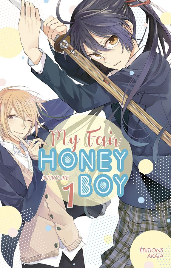 My fair honey boy tome 1