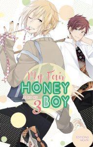 My fair honey boy tome 3