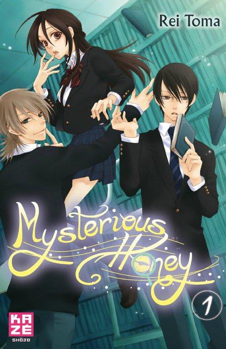 Mysterious Honey Volume 1