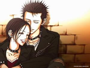 Le couple emblématique du manga Nana