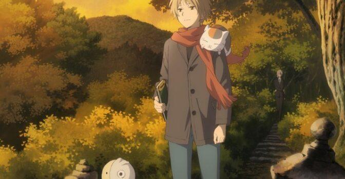 Affiche du film Natsume Yuujinchou : Ishi Okoshi to Ayashiki Raihousha