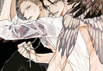 Couverture du yaoi Nights before night