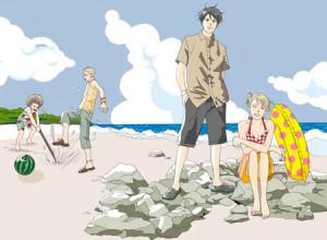 Nodame Cantabile à la plage