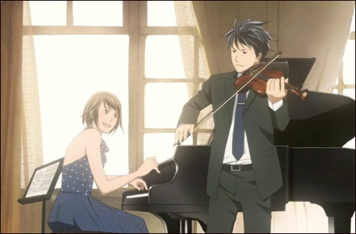 Nodame Cantabile Anime