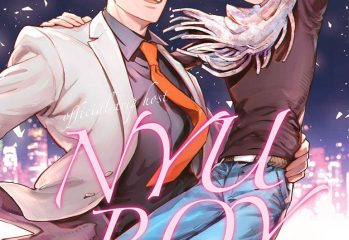 Couverture du yaoi Nyu boy