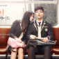 poster horizontal drama orange marmalade