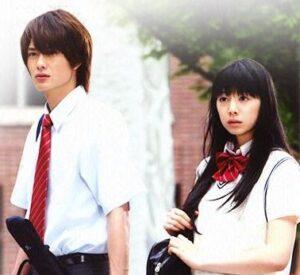 Personnages principaux du drama Otomen