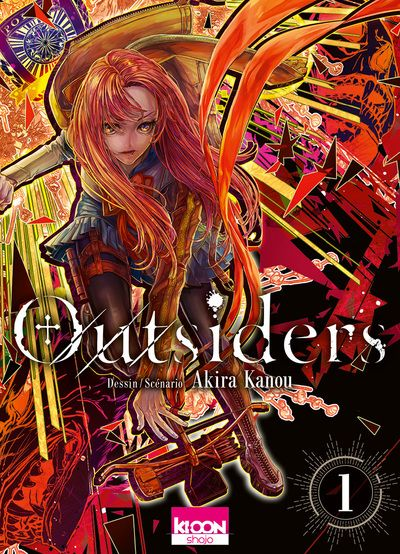 Outsiders tome 1