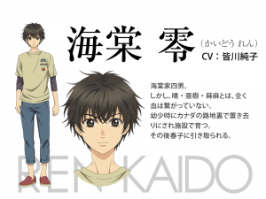 kaidô ren super lovers anime