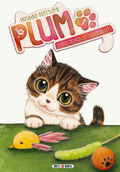 Plum, un amour de chat tome 1