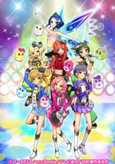 Anime pretty rhythm rainbow live