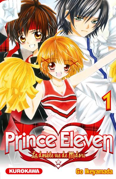 Manga Prince eleven