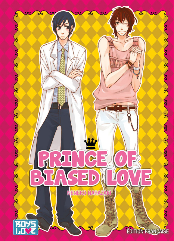 Manga Prince of biased love